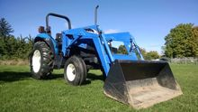 2003 New Holland TT55