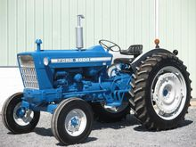Used 1968 Ford 5000
