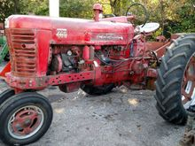 Used Farmall 400 in