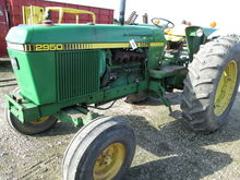Used John Deere 2950