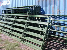Powder River gates and panels