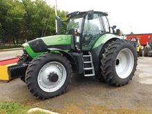 Used Deutz Fahr AGRO