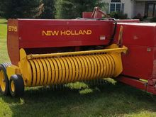 Used Holland 575 in