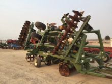 Used Wishek Steel 84