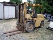 Used Hyster H70C in
