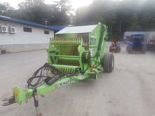 Used 2016 Schulte Mf