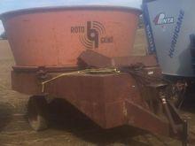 Used ROTO GRIND 760