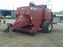 1998 Hesston 4900