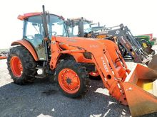 Used Kubota M8540 in