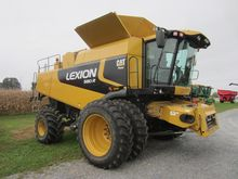 2010 Caterpillar LEXION 580R