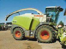 2013 Claas JAGUAR 970