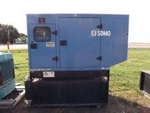 Used 2005 SDMO in Sa