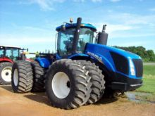 2013 New Holland T9.615