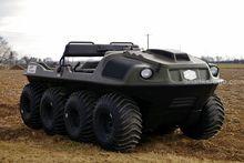 2017 Argo AVENGER 8x8 S