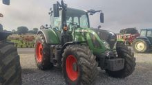 Used 2015 Fendt 714