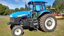 2014 New Holland TS6.140
