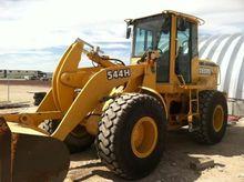 Used 2002 Deere 544H