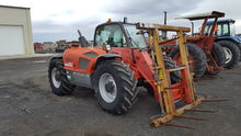 Manitou MLT 634 120 LSU PS
