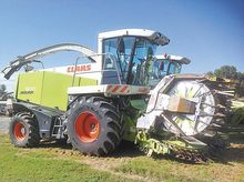 2008 Claas JAGUAR 900SS