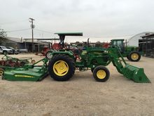 2014 John Deere 5075E