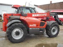 2011 Manitou MLT 735 120 LSU