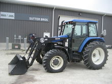 2001 New Holland TS100