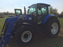 2015 New Holland T5.105