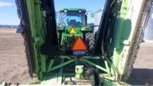Used 2001 Schulte Mf
