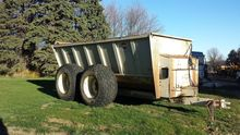 Used Kuhn Knight 815