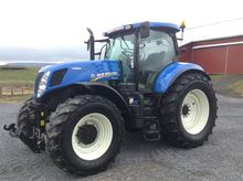 2012 New Holland T7.235 SIDEWIN