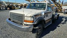1993 GVM F-350 HYDRA SPRAY