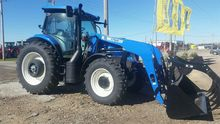 2015 New Holland T6.180