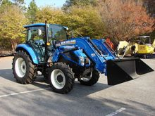 2015 New Holland T4.75