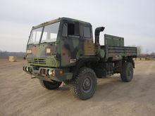 1997 STEWART & STEVENSON M1081