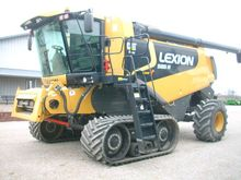 2010 Caterpillar LEXION 585R