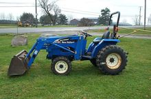 Used 2001 Holland TC