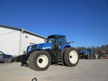 Used 2012 Holland T8