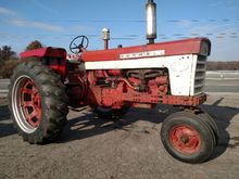 Used Farmall 560 in