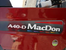 2013 MacDon Industries A40-D