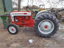 Used Ford 851 Powerm