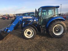 2017 New Holland T4.75