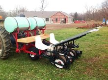 2012 Holland Transplanter ROTAR