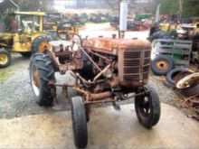 Used Farmall SUPER A