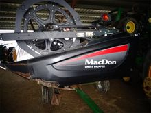 2012 MacDon Industries D65