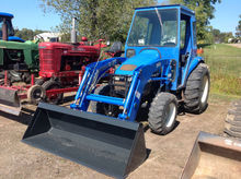 2002 New Holland TC40