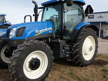 2016 New Holland T6.175