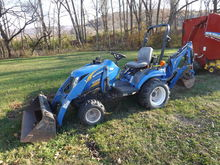 2010 New Holland T1030 HST