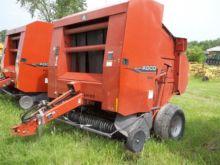 Used 2008 AGCO 5556