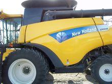2011 New Holland CR9040