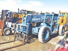 Used GRADALL 534 in